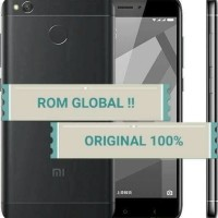 Hp Xiaomi Redmi Note 4X 3/32 - Xiomi MI Ram 3GB 32 GB Intenal - Gold