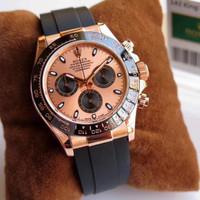 Jam Tangan Replica Rolex Daytona 116515 ARF Rose Gold