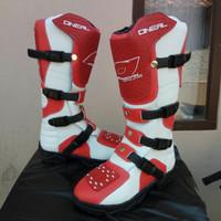Sepatu cross trail cros offroad motocross oneal lokal murah bandung