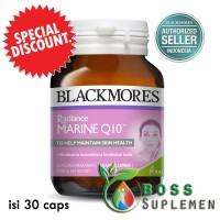 Jual Blackmores Radiance Marine Q10 kolagen alami antioksidan Murah