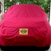 Selimut Cover Mobil Aksesoris Mobil Nissan Grand Livina Warna Polos