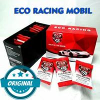Eco Racing Mobil 1 box isi 10sachet (tablet) hemat bbm 50%