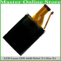 LCD Monitor Camera Kamera Digital SLR Canon EOS 500D Rebel T1i Kiss X3