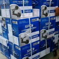 SPC Kabel Camera CCTV RG59 Titanium 300M