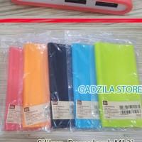 Silikon Karet PB XiaoMi MI 2i 10000mAh 2 USB Port Case Powerbank mi2i