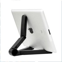 Triangle Ipad Tablet Stand Holder Bracket Smartphone Mount Universal
