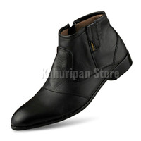 Sepatu Pantofel Cowok Kerja Dinas Pdh Pria Cevany Kulit C002
