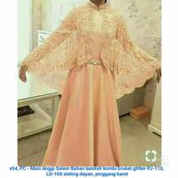 Jual Baju Muslim Pesta Gamis Modern Wanita Muslimah Murah