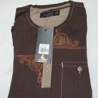 Baju Koko Anak Al Luthfi lengan panjang stelan celana