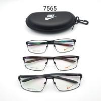 frame kacamata Nike 7565 kacamata baca pria antiradiasi fd6560dd35
