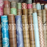 Karpet Plastik Untuk Lantai/Tutup Meja, jual per meter