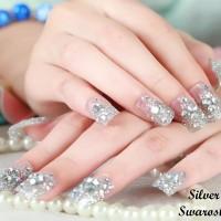 Fake Nails / kuku palsu / wedding fake nails / kuku palsu pengantin