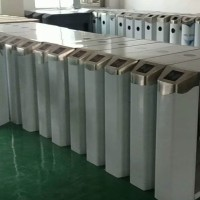 Tripod Turnstile_Barrier Gate s304 /1.2mm ( kotak kosong)