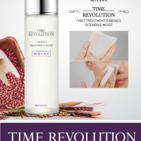 MISSHA TIME REVOLUTION THE FIRST TREATMENT ESSENCE ANTI KERUT 150 ML