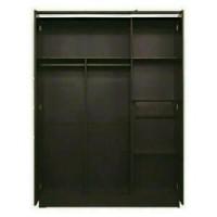 Lemari Pakaian 3 Pintu dan Meja TV (Paket IDOLA) Limited