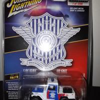 Johnny Lightning Toyota Land Cruiser JL TLC Police Polisi Indonesia
