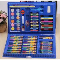 Colouring Set (Isi 86) Pensil Warna Crayon Stationary Kado anak