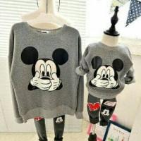 sd kaos couple cp MK upsmiki  pakaian wanita anak kid cewek blouse