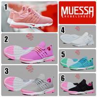 Harga sepatu wanita nike presto women sneakers kasual olahraga sport   antitipu.com