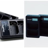 Durapro Charger Sony Alpha A7iii / A7Riii NP-FZ100 / NPFZ100 / BC QZ1