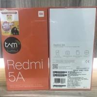 Handphone Hp Xiaomi Redmi 5A 2/16 Garansi Resmi TAM 1 tahun