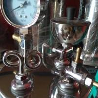 Setrika Uap Boiler Gas Nagamoto Japan Technology 7 Liter Kompor Otom