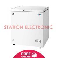 RSA CF-150 Chest Freezer 150 Liter - Putih - Free Shipping Jabodetab