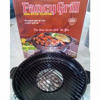 Fancy Grill Non Stick Lapisan Teflon