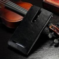 Best Wallet Case Asus Zenfone 2 5 5 ZE551ML casing hp leather FLIP CO