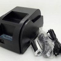 Printer Thermal Qpos Q58M Manual Cutter