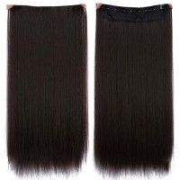 Hair Extension Wig Rambut Palsu Model Natural Straight Murah
