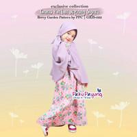 Baju Gamis katun jepang kid by paku payung