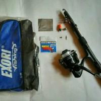 Lo Beli Gue Jual-----Paket Komplit Satu Set Peralatan Pancing Murah