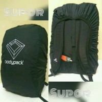 Rain Cover Bag ORIGINAL tas Ransel Bodypack Laptop anti Hujan Dust UV