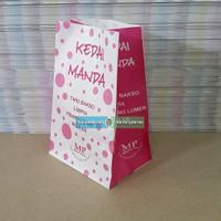 Kantong Kertas / Kantong Makanan / Paper Bag / Foodgrade