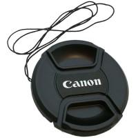 Tutup Lensa Untuk Fix Canon 50mm F1,8 Lenscap 52mmm