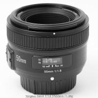Lensa Fix Nikon 50mm F1 8  D5200 D5300 D40 D60 D80 D90 D7000