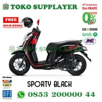 Sepeda Motor Honda Scoopy Playful Murah