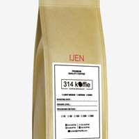 Ijen Red Honey Coffee Bean
