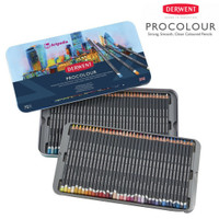 Derwent Procolour Pencils Set 72 / Procolor Pensil