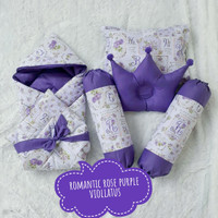 Set selimut topi bayi / set selimut bayi topi / bantal bayi / kado