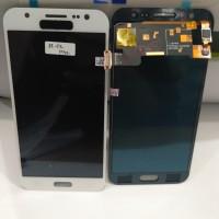 LCD 1 SET SAMSUNG GALAXY J500 SAMSUNG J5 2015 ORIGINAL WHITE