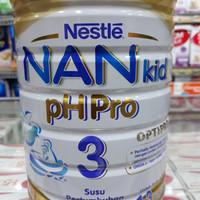 SUSU NAN PH PRO 3 SUSU PERTUMBUHAN ANAK 400GRAM (1-3TAHUN)