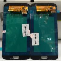LCD 1 SET SAMSUNG GALAXY J7 PRO ORIGINAL BLACK BISA ATUR CONTRAS