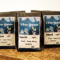 KAKA Roastery | Single Origin Flores Bajawa Ntrl 200gr Coffee Beans