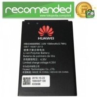 Baterai Modem Wifi Huawei E5577 E5573 1500 mAh - HB434666RBC - Hitam