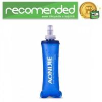 Botol Minum Lipat Camping Mountaineering Drinking Water Bag 250ml - Bi