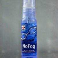 Antifog NoFog Anti Fog Spray for Swim Goggles and Dive Masks