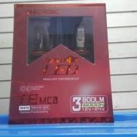 Led Mobil Lampu Fog Lamp Turbo H3 6000K