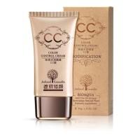 Bioaqua CC Cream BB Cream Natural Moisturizing 40g - Ivory White